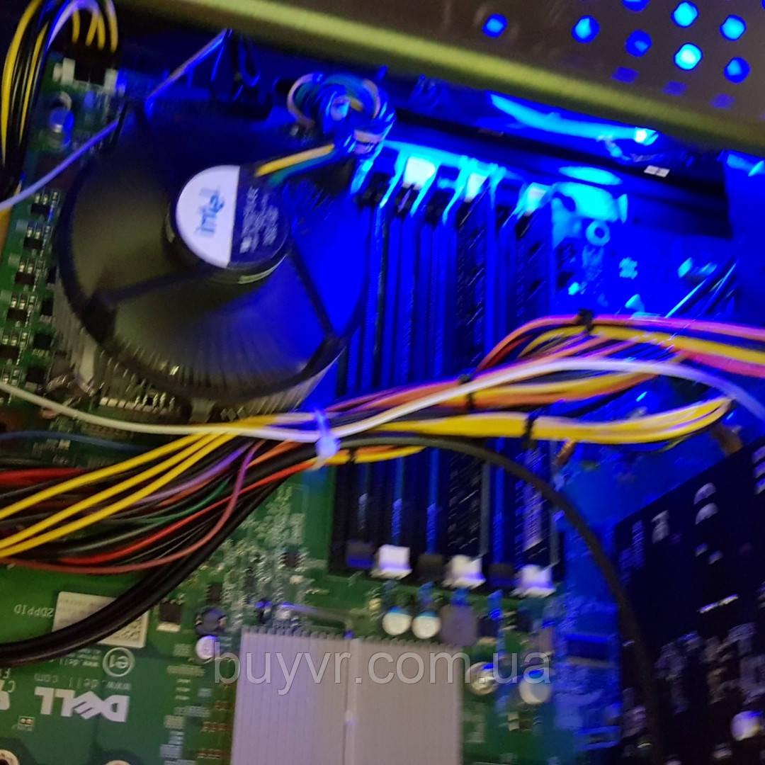 Intel I7 (XEON 8 потоков) 8gb GTX1050Ti OC 4gb 500Gb Игровой системник