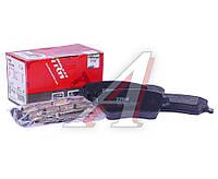 Колодка тормозная SUZUKI SWIFT передний (производитель TRW) GDB3396