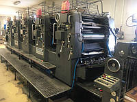 Пятицветная офсетная машина Heidelberg SM 74-5LX
