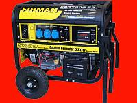 Бензиновый генератор на 5,5 кВт FIRMAN FPG-7800 E2