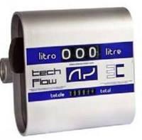 TECH FLOW 3C, Adam Pumps (Італія) - Механічний лічильник витрати дизельного палива