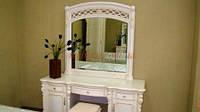 Туалетный столик с зеркалом CF 8627 белый