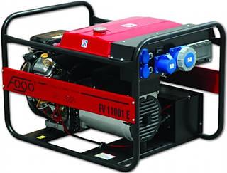 Бензиновый генератор Fogo FV 11001 E (10.5 кВт)