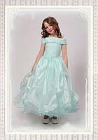 Бирюза. Нарядное платье, выпускное платье, красивое платье