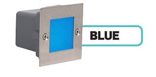 Тротуарный LED светильник GUMUS-BLUE