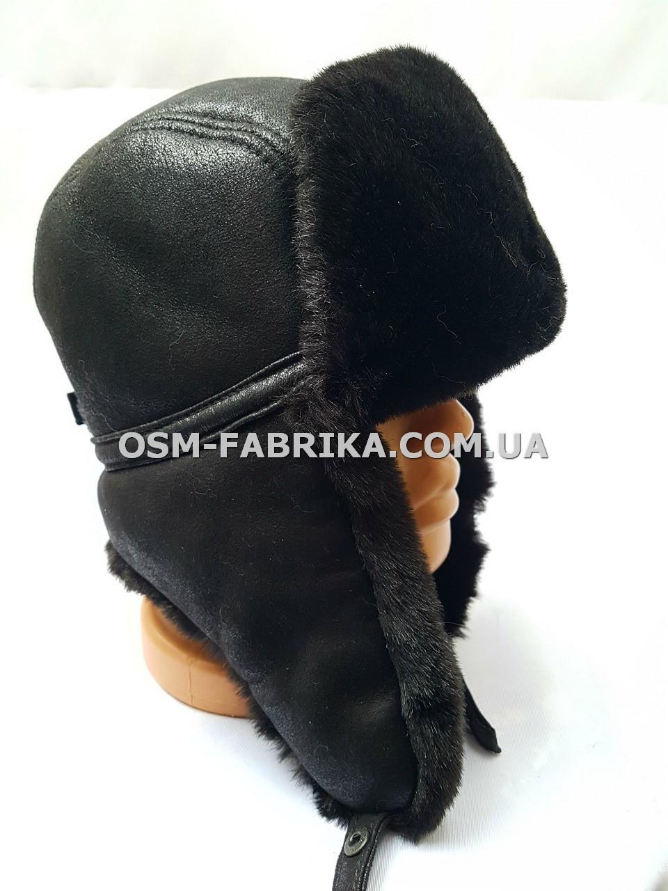Модная шапка-ушанка для мужчин оптом и в розницу