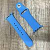 Ремешок для Apple Watch 42mm, голубой, LIGHT BLUE, фото 4