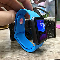 Ремешок для Apple Watch 38mm, голубой, LIGHT BLUE