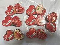 Валентинка сердце mini