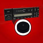 Кнопка регулировки громкости радио Mercedes S - class W126 B67822713, A0038205686, 0038205686, 0038203686