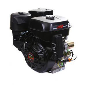Двигун бензиновий Weima WM190FЕ-S New(16 к. с.,вал під шпонку)