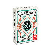 Покерные карты Cartamundi Calavera, фото 1