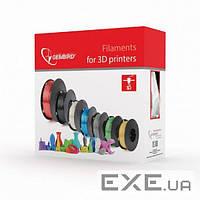 Филамент для 3D-принтера, ABS, 1.75 мм, Светящийся синий (3DP-ABS1.75-01-LB)