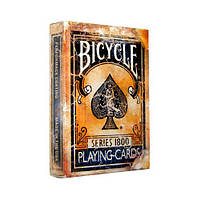 Покерные карты Bicycle Vintage Blue