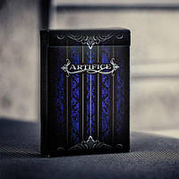 Колекційні карти Ellusionist Artifice Blue, фото 1