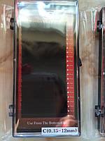 Норковые ресницы I-beauty 0,15 одна длина