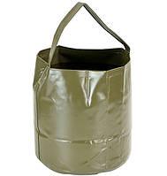 Ведро складное 10л ПВХ MilTec Olive 14550000