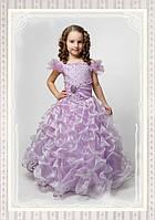 Лесная Фиалка. Нарядное платье, выпускное платье, красивое платье