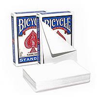 Карты для фокусов Bicycle Blank Both Sides (5 штук)