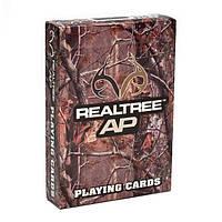 Покерные карты Realtree AP Camouflage, фото 1