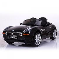 Детский электромобиль BMW Z8 JJ1288EBLR-2,мягкое сиденье,колеса ЕВА