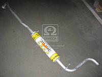Резонатор ВАЗ 2170 Приора без виброкомпенсатора (пр-во Экрис)