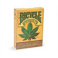 Карты покерные Bicycle Hemp (Конопля)