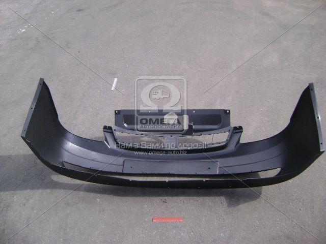 Бампер ВАЗ 2170 (Приора) передний (пр-во Россия)
