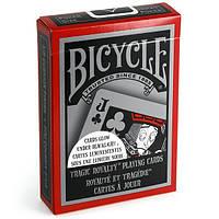 Карты Bicycle Tragic Royalty, фото 1
