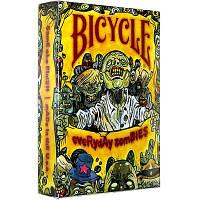 Карты Bicycle Everyday Zombies