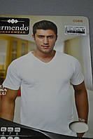 Мужские футболки с V-горловиной ARMENDO PREMIUM пр-ва Турция (размеры 42-44, 46-48, 50-52, 54-56)