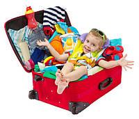 Рюкзаки на колесиках: любимые детьми стили и цвета