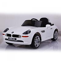 Детский электромобиль BMW Z8 JJ1288EBLR-1,мягкое сиденье,колеса ЕВА