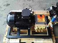 Углекислотная насосная станция NP10/15-140C - 220 V для заправки баллонов и огнетушителей углекислотой.
