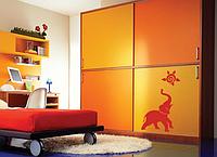 Трафарет для мебели artKids 49, 64*44см