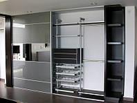 Шкафы-купе большого размера под заказ