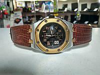 Часы наручные кварцевые 3 циферблата , фото 1