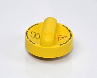 Кришка маслозаливної горловини на Renault Trafic II 2001->2006 1.9 dCi — Renault (Оригінал) - 8200800258