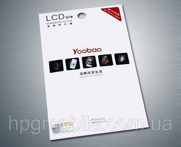 Защитная пленка для Nokia 600 - Yoobao screen protector (clear), глянцевая