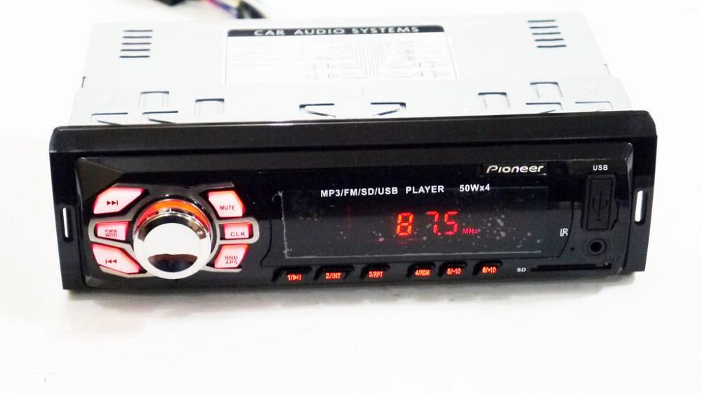 Автомагнітола MVH 4004U ISO USB MP3 FM магнітола