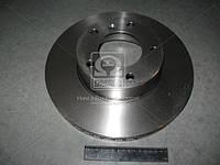 Диск тормозной MB G320/G350/500GE передний вентилируемый(производитель ABS) 16570