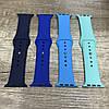 Ремешок для Apple Watch 42mm, голубой, LIGHT BLUE, фото 5
