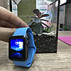 Ремешок для Apple Watch 42mm, голубой, LIGHT BLUE, фото 2