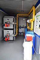 Теплогенераторы модульные на газу мощностью от 100 кВт до 30МВт