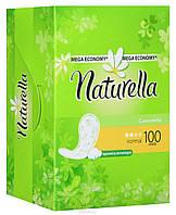 Щоденні гігієнічні прокладки    Naturella CAMOMILE Normal ромашка 100 шт