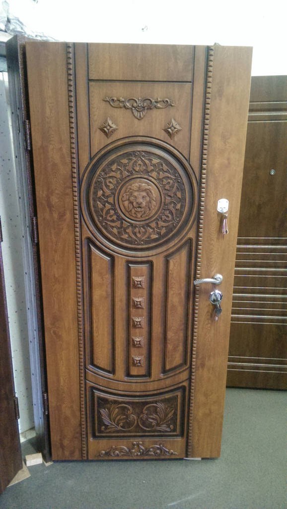 """Входные двери  """"Стильные двери"""" серии Элит. (Патина)"""