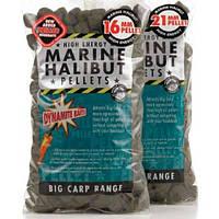 Пеллетс Dynamite Baits Marine Halibut Pellets 10mm 900gr