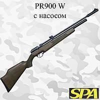 Пневматическая винтовка PCP Snowpeak SPA PR900W  с насосом