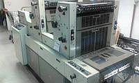 Двухкрасочная листовая офсетная машина Adast Dominant 526