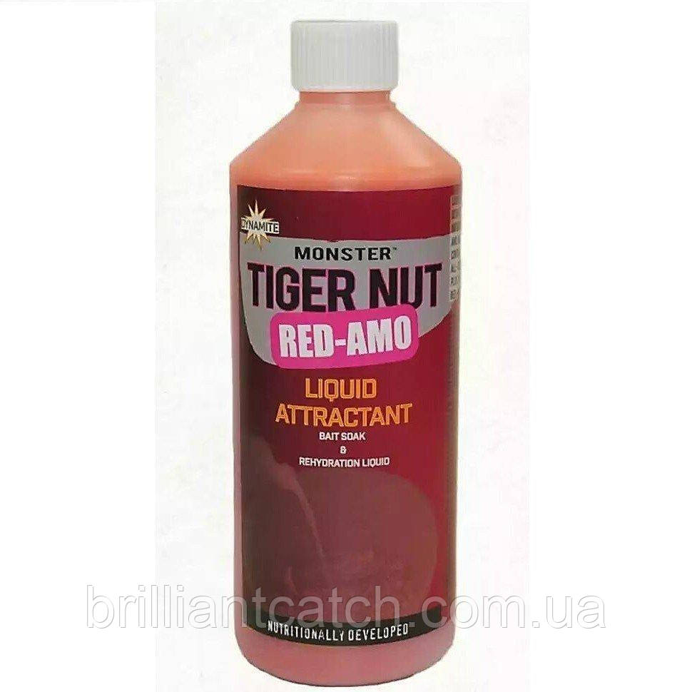 Аттрактант Dynamite Baits Tiger Nut Red-Amo Re-Hydration Liquid Attractant 500ml
